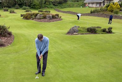 Cairngorms Putting Green