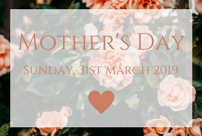 Mothers Day 2019 in Dundee